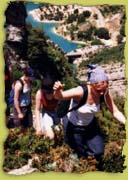 Trekking am Verdon